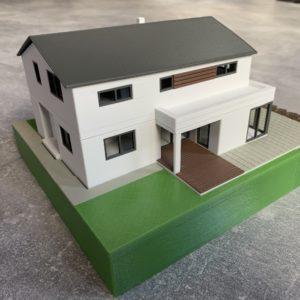 Ihr 3D-Haus / Maßstab 1:100